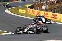 5th September 2021: Circuit Zandvoort, Zandvoort, Netherlands;  Antonio Giovinazzi ITA, Alfa Romeo Racing ORLEN, F1 Grand Prix of the Netherlands at Circuit Zandvoort