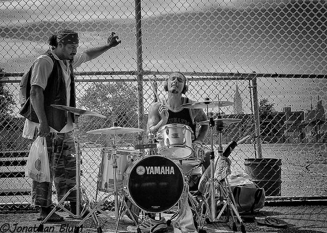The Drummer, Williamsburg, Brooklyn, 6/30/12
