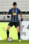 13.01.2021, xtgx, Fussball 3. Liga, VfB Luebeck - SV Waldhof Mannheim emspor, v.l. Hamza Saghiri (Mannheim, 35) Freisteller, Einzelbild, Ganzkoerper, single frame <br /> <br /> (DFL/DFB REGULATIONS PROHIBIT ANY USE OF PHOTOGRAPHS as IMAGE SEQUENCES and/or QUASI-VIDEO)<br /> <br /> Foto © PIX-Sportfotos *** Foto ist honorarpflichtig! *** Auf Anfrage in hoeherer Qualitaet/Aufloesung. Belegexemplar erbeten. Veroeffentlichung ausschliesslich fuer journalistisch-publizistische Zwecke. For editorial use only.