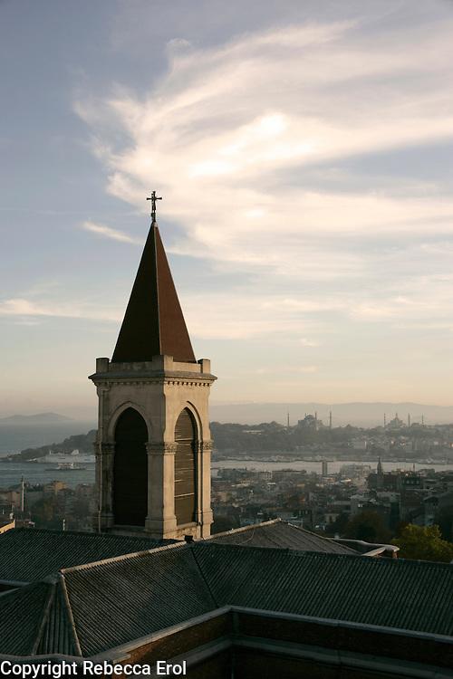 Saint Anthony's Catholic Church, Istanbul, Turkey