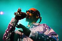 081027 Snoop Dogg Concert at TSB Bank Arena, Wellington.