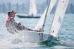 Bow n: 18, Skipper: Christoph Burger, Crew: Renato Marazzi, Sail n: SUI 8413