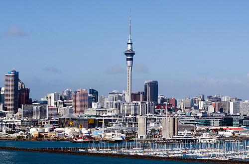 Auckland, the City of a Thousand Sails