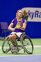 16-12-10, Tennis, Rotterdam, Reaal Tennis Masters 2010,   Esther Vergeer
