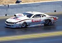 Jul. 28, 2013; Sonoma, CA, USA: NHRA pro stock driver Greg Anderson during the Sonoma Nationals at Sonoma Raceway. Mandatory Credit: Mark J. Rebilas-