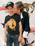 Kim Raver & son at the Dreamwork Pictures' Premiere How to Train Your Dragon held at Gibson Universal in Universal City, California on March 21,2010                                                                   Copyright 2010  DVS / RockinExposures