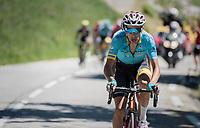 stage 7: Aoste > Alpe d'Huez (168km)<br /> 69th Critérium du Dauphiné 2017