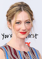 HOLLYWOOD, LOS ANGELES, CA, USA - JULY 14: Judy Greer at the Los Angeles Premiere Of FX's 'You're The Worst' And 'Married' held at Paramount Studios on July 14, 2014 in Hollywood, Los Angeles, California, United States. (Photo by Xavier Collin/Celebrity Monitor)