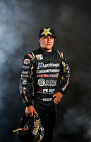 Mar. 21, 2014; Chandler, AZ, USA; LOORRS pro lite driver Ryan Beat poses for a portrait prior to round one at Wild Horse Motorsports Park. Mandatory Credit: Mark J. Rebilas-USA TODAY Sports