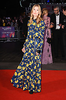 """Rosamund Pike<br /> arriving for the London Film Festival 2017 closing gala of """"Three Billboards"""" at Odeon Leicester Square, London<br /> <br /> <br /> ©Ash Knotek  D3337  15/10/2017"""