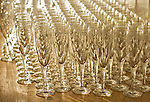 Glasses for sparkling wine