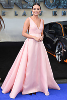 """Laura Haddock<br /> at the """"Transformers:The Last Night"""" Global premiere, Leicester Square, London. <br /> <br /> <br /> ©Ash Knotek  D3284  18/06/2017"""