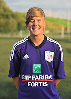 RSC Anderlecht Dames : Laura Deloose <br /> foto David Catry / nikonpro.be