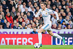 Gareth Bale of Real Madrid in action during the UEFA Champions League 2017-18 quarter-finals (2nd leg) match between Real Madrid and Juventus at Estadio Santiago Bernabeu on 11 April 2018 in Madrid, Spain. Photo by Diego Souto / Power Sport Images
