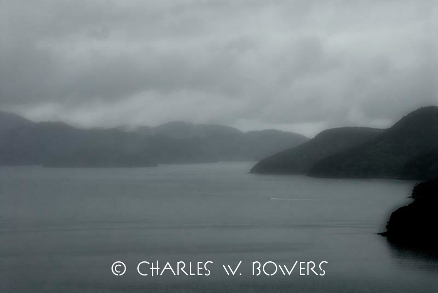 The intricate waterways of the Marlborough Sounds make up a fifth of the New Zealand coastline.<br /> <br /> -Limited Edition of 50 Prints
