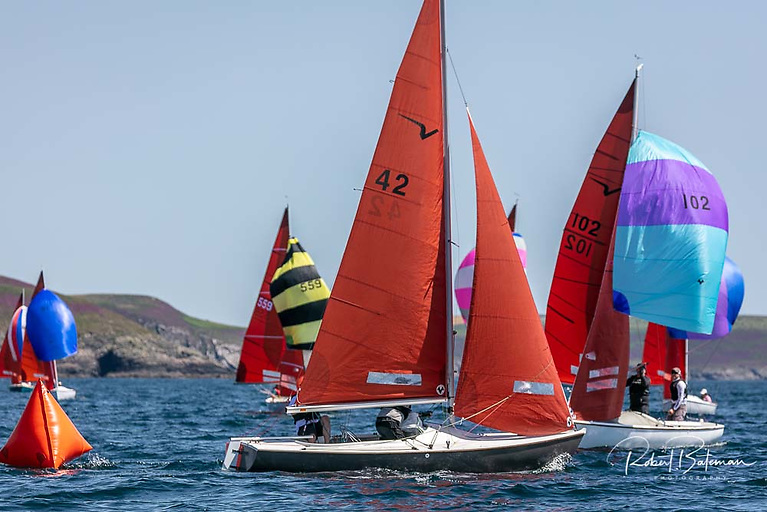 Six days of competitive Squib racing are scheduled on the waters South of Kinsale harbour next June 19th