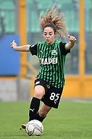 Maria Luisa Filangeri of Sassuolo in action during the women Serie A football match between US Sassuolo and Hellas Verona at Enzo Ricci stadium in Sassuolo (Italy), November 15th, 2020. Photo Andrea Staccioli / Insidefoto