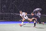 Sam Lane. Men's North v South finals hockey match, St Pauls Collegiate, Hamilton, New Zealand. Tuesday 20 April 2021 Photo: Simon Watts/www.bwmedia.co.nz