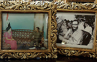 Imelda Marcos. Photos of Imelda with Sadam Hussein and Fidel Castro