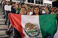 Bradenton, FL - Wednesday, November 21, 2018: The USMNT U-20 plays in the CONCACAF U-20 Championship match against Mexico at IMG Academy Stadium Field.  USMNT U-20 defeated Mexico 2-0.