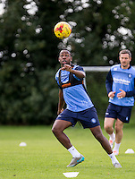 New Signing Myles Weston during the Wycombe Wanderers 2016/17 Pre Season Training Session at Wycombe Training Ground, High Wycombe, England on 1 July 2016. Photo by Andy Rowland / PRiME Media Images.