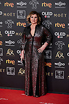 Ana Wagener attends to 33rd Goya Awards at Fibes - Conference and Exhibition  in Seville, Spain. February 02, 2019. (ALTERPHOTOS/A. Perez Meca)
