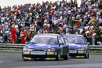 1997 British Touring Car Championship. #15 Paul Radisich (NZL). Team Mondeo. Ford Mondeo.
