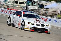 #92 (GT2) BMW Rahal Letterman Racing BMW E92 M3, Bill Auberlen, Tommy Milner & Dirk Werner