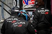 #60: Meyer Shank Racing w/Curb-Agajanian Acura DPi, DPi: Olivier Pla, AJ Allmendinger, Dane Cameron, Juan Pablo Montoya, crew