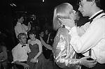 Wedgies Disco the Kings Road Chelsea London 1982.