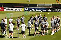 Ansprache Bundestrainer Joachim Loew (Deutschland Germany) - Seefeld 30.05.2021: Trainingslager der Deutschen Nationalmannschaft zur EM-Vorbereitung