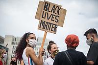 2020/07/04 Berlin | Demonstration | Black Lives Matter