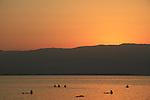 Dead Sea valley