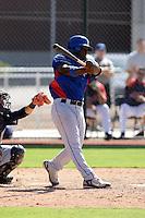 Odubel Herrera - Texas Rangers 2009 Instructional League.Photo by:  Bill Mitchell/Four Seam Images..