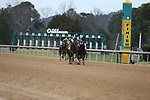 January 23, 2021: Silver State (4) with jockey Ricardo Santana, Jr. aboard crossing the finish line in the Fifth Season Stakes at Oaklawn Racing Casino Resort in Hot Springs, Arkansas on January 22, 2021. Justin Manning/Eclipse Sportswire/CSM
