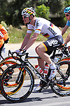 German National Champion Andre Greipel (GER) Lotto-Soudal during Stage 2 of the 2015 Presidential Tour of Turkey running 182km from Alanya to Antalya. 27th April 2015.<br /> Photo: Tour of Turkey/Stiehl Photography/Mario Stiehl/www.newsfile.ie