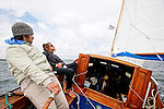 "Onboard the Belouga ""Gwenva"" during the "" Semaine du Golfe du Morbihan"".<br /> The ""Semaine du Golfe"" (Gulf's Week) in Morbihan, the 8th ""rendez-vous"" for the sailing maritime heritage<br /> Once again, the Gulf will gather boats of every size and every tradition: sail&oar craft, small ""camp cruising"" boats, classic yachts, fishing boats, classic motorboats… Most of them will come from the French Atlantic coasts, but also, from The British Islands, the North Sea, Scandinavia, the Mediterranean…"
