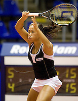 11-12-08, Rotterdam, Reaal Tennis Masters, Pauline Wong