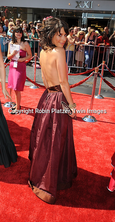 Kimberly McCullough..at The 35th Annual Daytime Entertainment Emmy Awards at The Kodak Theatre on June 20, 2008 in Hollywood California.....Robin Platzer, Twin Images