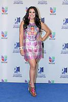 MIAMI, FL- July 19, 2012:  Norka backstage at the 2012 Premios Juventud at The Bank United Center in Miami, Florida. ©Majo Grossi/MediaPunch Inc. /*NORTEPHOTO.com* **SOLO*VENTA*EN*MEXICO** **CREDITO*OBLIGATORIO** *No*Venta*A*Terceros* *No*Sale*So*third* ***No*Se*Permite*Hacer Archivo***No*Sale*So*third*©Imagenes*