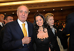 DOMENICO BONIFACI CON LA MOGLIE<br /> CAMPAGNA ELETTORALE DI ALFREDO ANTONIOZZI POPOLO DELLE LIBERTA' HOTEL ERGIFE ROMA 2008