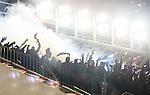 UEFA Champios League.<br /> Valencia CF (1)vs(2) Paris Saint Germaine.<br /> Mestalla Stadium (Valencia-Spain).<br /> February 12, 2013