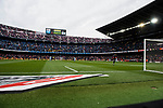 A view of Camp Nou Stadium during the La Liga 2017-18 match between FC Barcelona and RC Celta de Vigo on 02 December 2017 in Barcelona, Spain. Photo by Vicens Gimenez / Power Sport Images