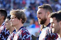 STANFORD, CA - JUNE 29: Guram Kashia #37 during a Major League Soccer (MLS) match between the San Jose Earthquakes and the LA Galaxy on June 29, 2019 at Stanford Stadium in Stanford, California.