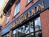 Montreal (Qc) CANADA - 2011 File - The Burgundy Lion Pub, a typical english pub in Griffintown burrough of Montreal.