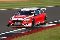 Round 6 of the 2020 British Touring Car Championship. #48 Ollie Jackson. Motorbase Performance. Ford Focus ST.