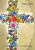 Sinead, EASTER RELIGIOUS, paintings+++++,LLSJE09,#er# Ostern, religiös, Pascua, relgioso, illustrations, pinturas