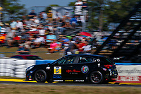 #5: KMW Motorsports with TMR Engineering Alfa Romeo Giulietta Veloce TCR, TCR: Roy Block, Tim Lewis