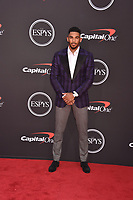 LOS ANGELES, USA. July 10, 2019: Evander Kane at the 2019 ESPY Awards at the Microsoft Theatre LA Live.<br /> Picture: Paul Smith/Featureflash