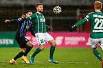 13.01.2021, xtgx, Fussball 3. Liga, VfB Luebeck - SV Waldhof Mannheim emspor, v.l. Yannick Deichmann (Luebeck, 10) <br /> <br /> (DFL/DFB REGULATIONS PROHIBIT ANY USE OF PHOTOGRAPHS as IMAGE SEQUENCES and/or QUASI-VIDEO)<br /> <br /> Foto © PIX-Sportfotos *** Foto ist honorarpflichtig! *** Auf Anfrage in hoeherer Qualitaet/Aufloesung. Belegexemplar erbeten. Veroeffentlichung ausschliesslich fuer journalistisch-publizistische Zwecke. For editorial use only.